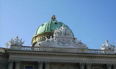 Hofburg Michaelerkuppel
